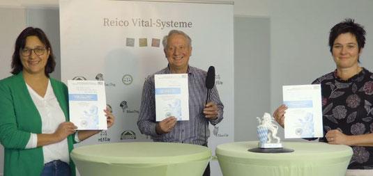 Mittelstandspreis für das Unternehmen Reico in Oberostendorf.