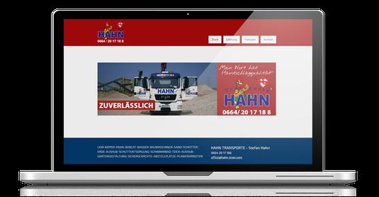 hahn kran webdesign