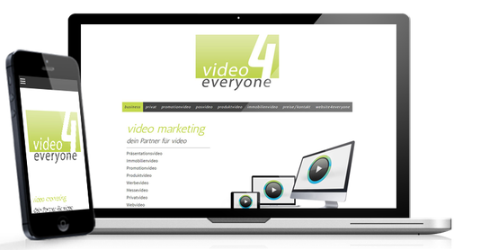 webdesign www.video4everyone.at