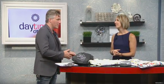 Erin Junker, Owner of The Happy Sleep Company, chats with Dylan Black of Rogers Daytime Ottawa.