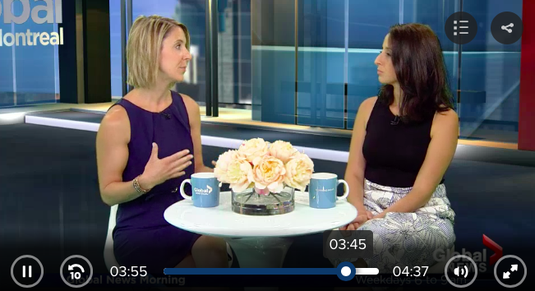 Erin Junker, Infant & Toddler Sleep Consultant and Owner of The Happy Sleep Company, chats with Laura Casella of Global Montreal about summer sleep for infants and toddlers.