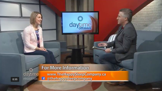Erin Junker, Professional Infant & Toddler Sleep Consultant and Owner of The Happy Sleep Company, chats with Dylan Black of Daytime Ottawa to provide tips on how to help families proritize sleep, even when life gets hectic!