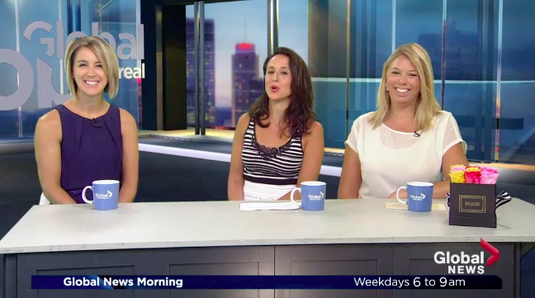 Erin's best back-to-school sleep tips are shared with the Global Montreal Morning show!