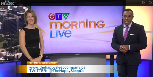 Erin Junker, Infant & Toddler Sleep Consultant and Owner of The Happy Sleep Company, chats with Stefan Keyes of CTV Morning Live Ottawa about summer sleep tips for parents of young children.
