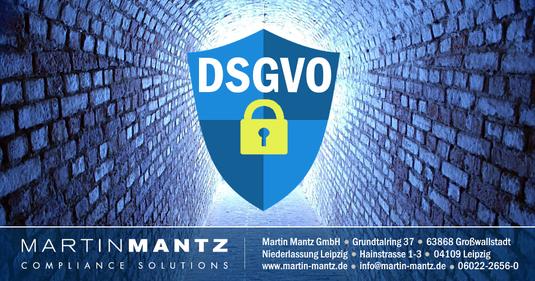 Aktueller Datenschutz in Deutschland / Datenschutzgrundverordnung & Datenschutzrecht in Unternehmen / Martin Mantz GmbH in Grosswallstadt und Leipzig / Umsetzung der Datenschutzregeln an vielen Stellen weiterhin unklar