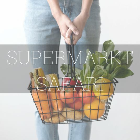 boodschappencoach / supermarktsafari