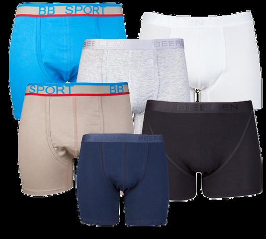 Beeren Bodywear collectie boxershorts