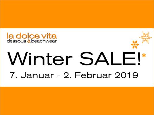 e8f1fcdfd79f2e Winter SALE. Wir schaffen Platz für Neues. Vom 7. Januar bis 2. Februar  2019 profitieren Sie von sensationellen Ausverkaufspreisen mit 30% und mehr.