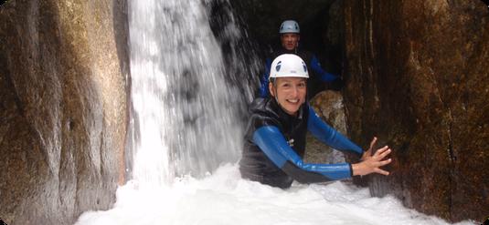 Canyoning Gorges du Chassezac