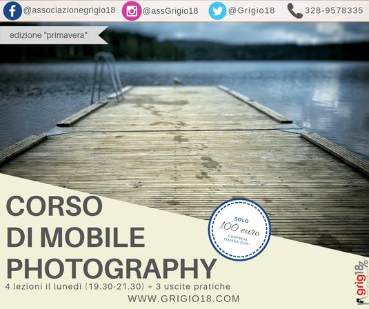 corso mobilephotography roma
