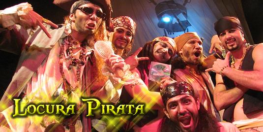 Una locura pirata