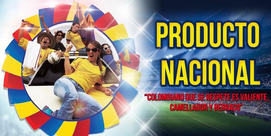 """""""Producto Nacional"""" en Cali"""