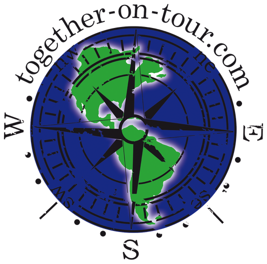 Unser Eigenes Logo Together On Tours Webseite