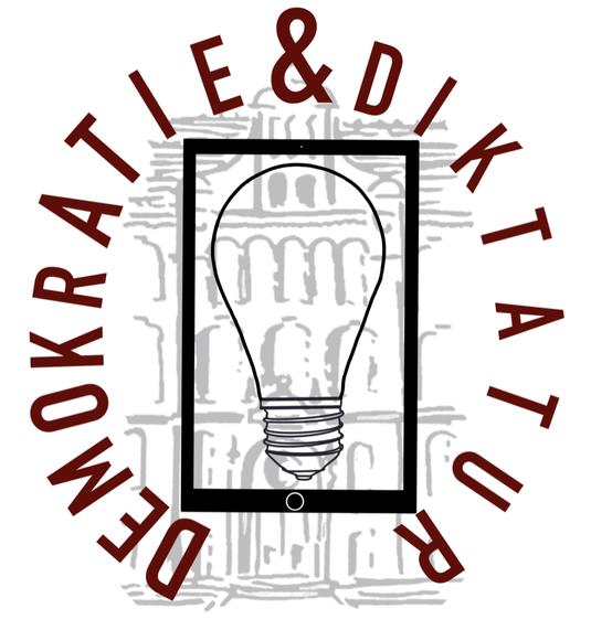 selbsterstelltes Logo von Schüler_innen der 9b