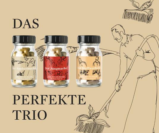 Perfektes Trio Für Den Darm Emmas Laden Der Bio Regionale