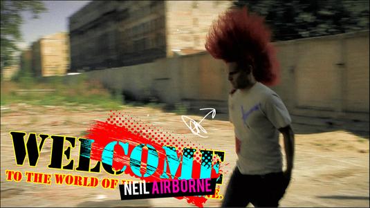 Neil Airborne