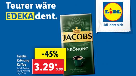 Lidls neue Werbung in Deutschland (Bild: Lidl)