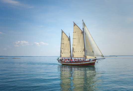 Schiffsradar - Schiffsverfolgung - Schiffspositionen - Schiffstracking