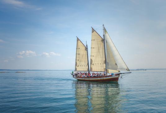 Schiffsradar - Schiffsverfolgung - Schiffspositionen - Schiffbewegungen