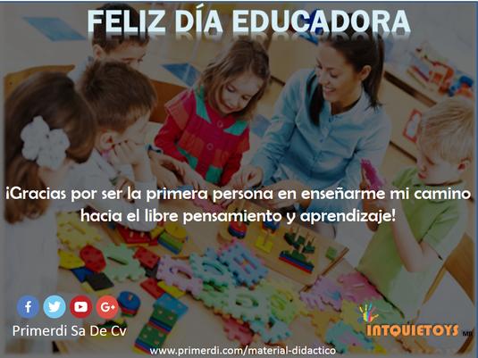 dia de la educadora