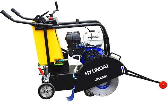 Cortadora de Piso Hyundai HCC5093