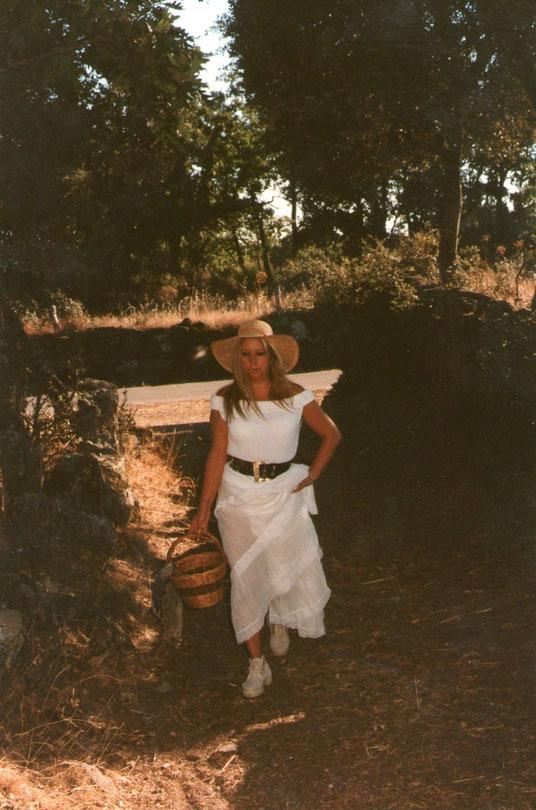 Camino del Pradillo. F. Pedro.