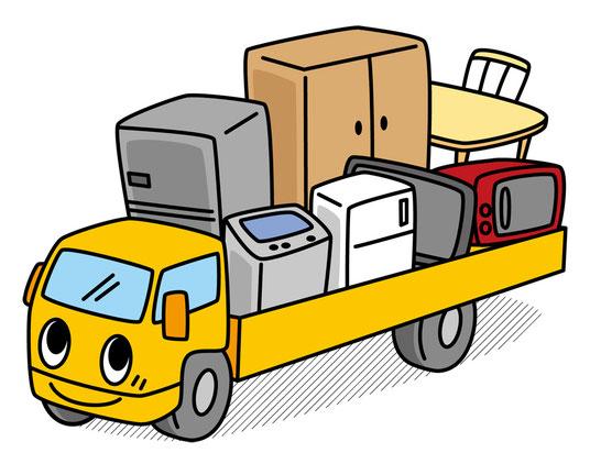 引越し 荷物の運搬 札幌