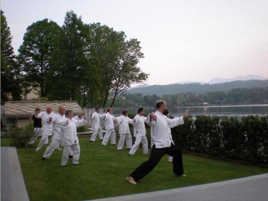 Corso estivo: Tai Chi in riva al lago