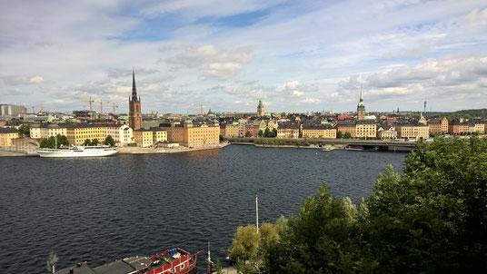 Stockholm Sweden ofpenguinsandelephants Södermalm Monteliusvägen