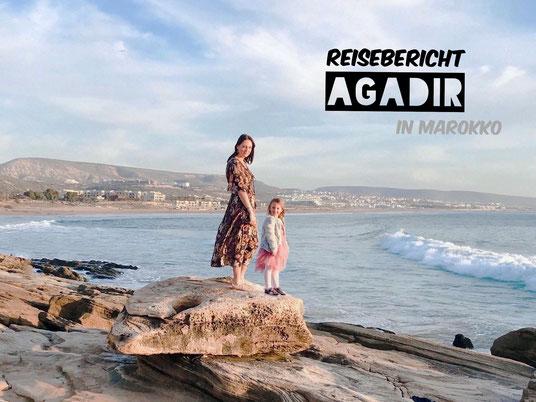Reisebericht Agadir Meer