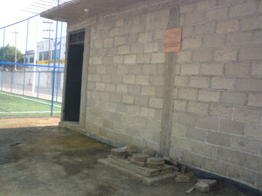 Centro de integracion familiar vida digna ucpdfs jimdo for Banos terminados