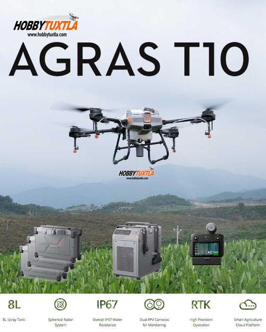 DJI Agras T10