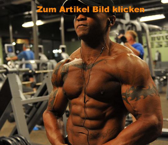 Muskelaufbau und mehr Kraft mit diesem Schultertraining
