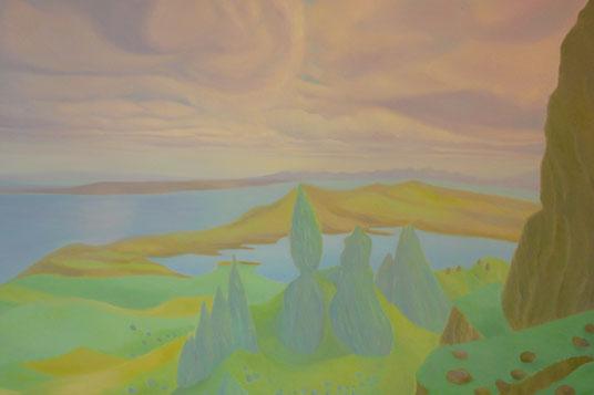 Isle of Skye III 60x80cm