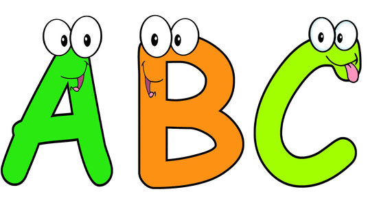 German Alphabet Song - ABC Lied