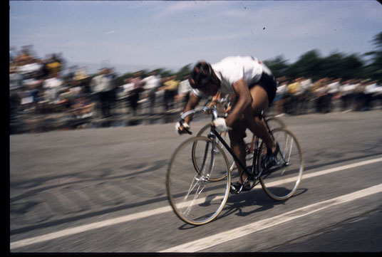 HEBERT FRANCIS 1959 OLYMPIC TRIALS, QUEENS, NY