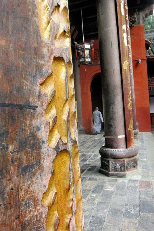 Wenshu Tempel Chengdu