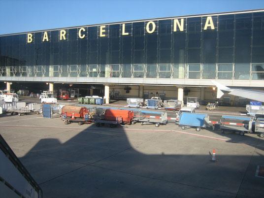 Аэропорт Эль Прат Барселона - полезная информация