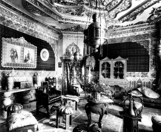 Антонио Гауди - Дом Висенс