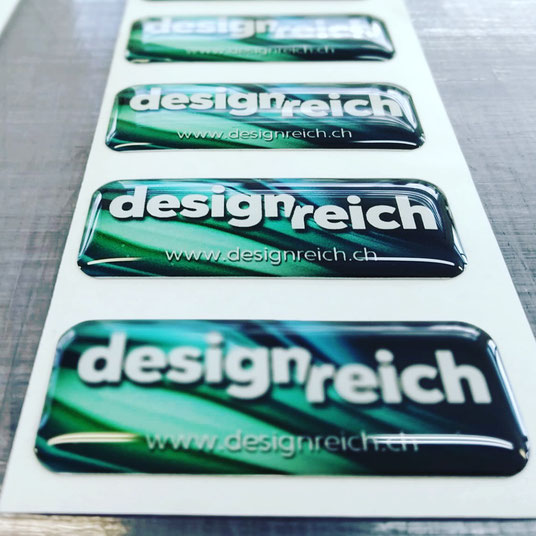 Werbekleber, Digitaldruck, Siebdruck, Aufkleber, PVC Kleber, Hartz