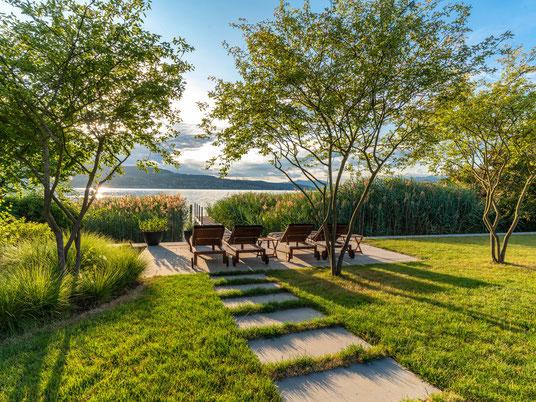 """Eines der Leit-Themen """"Lieblingsplätze: Der schönste Ort im eigenen Garten"""""""
