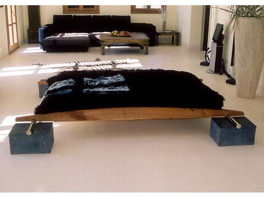"""CreaTeam: Design Bed """"Tatami"""""""