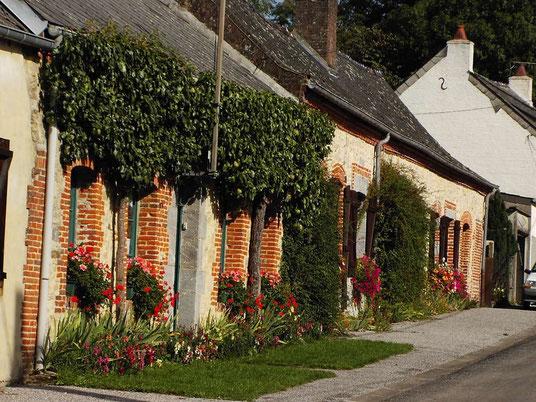 La rue saint-Maurice
