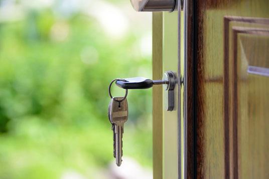 hoe huis beveiligen