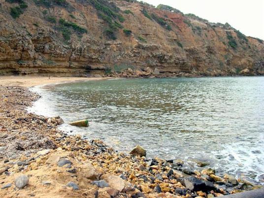 Doc. Gabriel Jarra - La plage en 2007