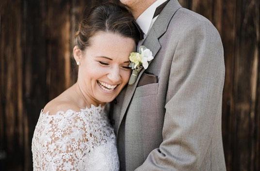 Heiraten im Gutshof Ladenburg, eine Hochzeit im goldenen Oktober - Foto: Herr und Frau K.