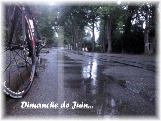 Un temps à ne pas mettre un cyclo dehors !