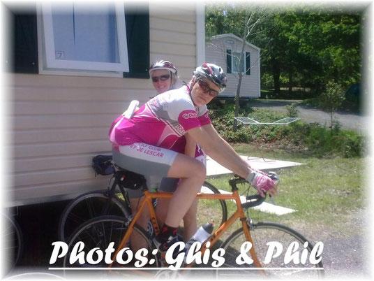 Les photos de Ghislaine et Philippe...