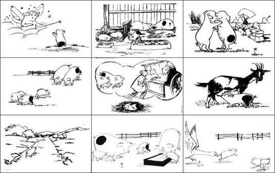 Le test du Patte-Noire élaboré par Corman est une épreuve de personnalité dite projective pour les enfants.