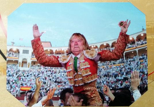 Un souvenir de Madrid...
